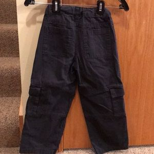New Gymboree Navy Blue Pull On Fleece Pant Size 5 Year Comfy Pants Play By Heart